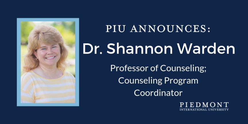 Dr. Shannon Warden